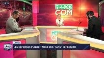 """L'édito: Les dépenses publicitaires des """"Fang"""" explosent - 29/09"""