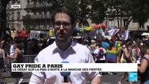 Gay pride à Paris : le débat sur la PMA s'invite à la marche des fiertés