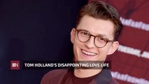 Tom Holland Reveals His Personal Love Life Issues
