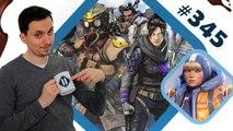 APEX LEGENDS lance sa saison 2 le 2 juillet ! | PAUSE CAFAY #345