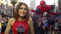 'Spider-Man: Far from Home' Premiere: Zendaya