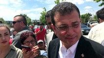 İmamoğlu istifa eden İBB çalışanlarının akıbetiyle ilgili konuştu