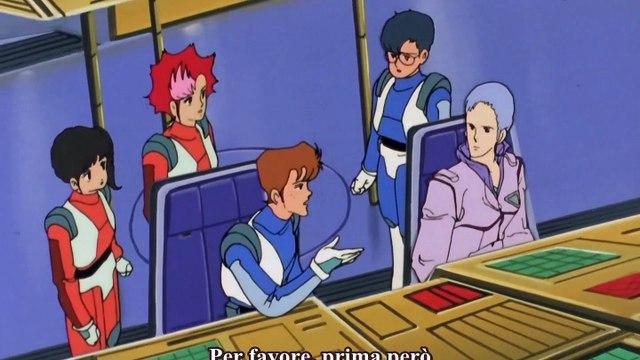 Aoki Ryuusei SPT Layzner - 16 Sub Ita