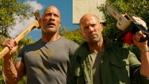 Fast & Furious Presents: Hobbs & Shaw - Official Final Trailer