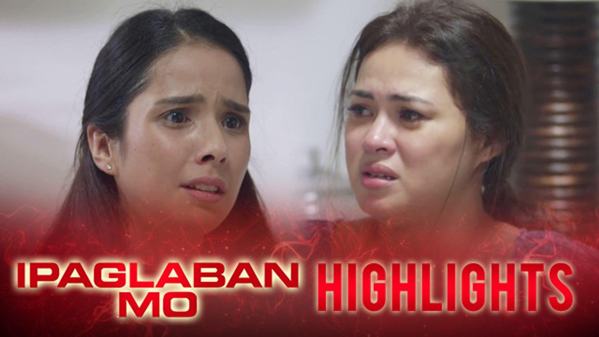 Carina adopts Lenny's child   Ipaglaban Mo