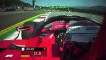 Charles Leclerc's Onboard Pole Lap   2019 Austrian Grand Prix   Pirelli