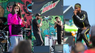 Dew Tour Weekend Full of Musical Talent: Blackillac, Destiny Rogers and Hopsin Highlights