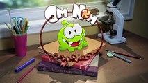 Cut The Rope   Les aventures de Om Nom  Robby le Robot S01E10  Dessin animé pour les enfants