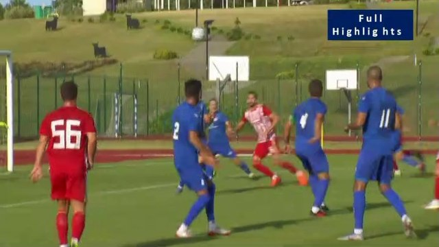 1-0 Fiorin Durmishaj First Goal with Olympiakos -  Olympiakos  1-0 Hapoel Beer Seva 29.06.2019