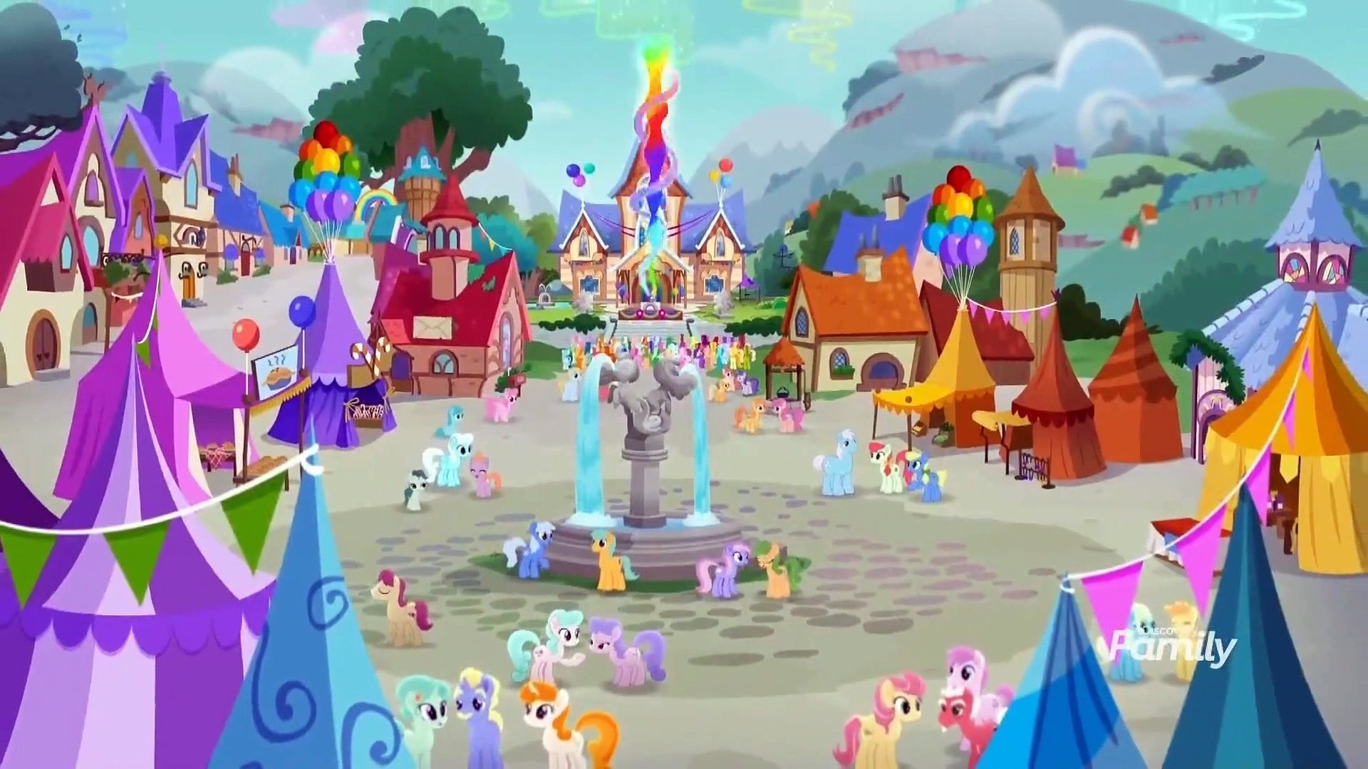 My Little Pony Friendship Is Magic Rainbow Roadtrip Stream