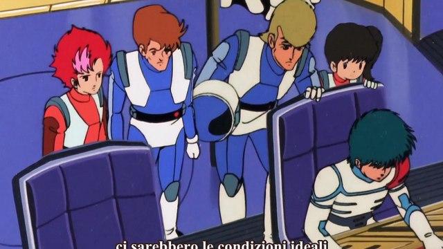 Aoki Ryuusei SPT Layzner - 18 Sub Ita