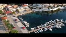 Neos Marmaras, Greece by drone - Music:  Sirtaki Misirlou cha cha (remix)