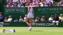 Eng VO: Pliskova beats Wimbledon champion Kerber in Eastbourne final