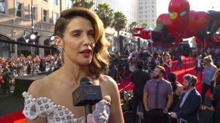 'Spider-Man: Far from Home' Premiere: Cobie Smulders