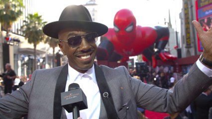 Spider-Man: Far from Home' Premiere: JB Smoove