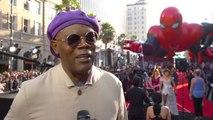 'Spider-Man: Far from Home' Premiere: Samuel L. Jackson