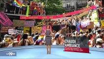 DIAPORAMA - Canicule, pompiers et PMA pour toutes... Revivez la Marche des fiertés de Paris