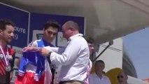 France 2019 - Alexis Renard champion de France Amateur sur route