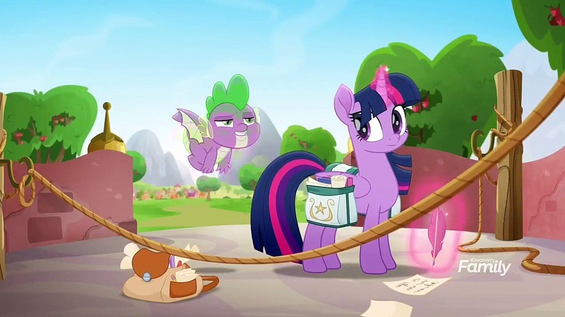 My Little Pony Rainbow Roadtrip Video Dailymotion