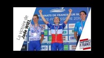 Championnat de France - Femmes : la réaction de Jade Wiel
