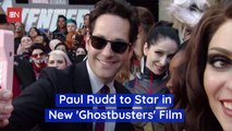 Who You Gonna Call? Paul Rudd