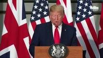 Trump anuncia que restaurará las relaciones con Huawei