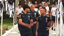 Brazil build up to Copa America semi-final against Argentina in Belo Horizonte