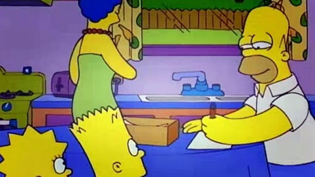 The Simpsons Season 6 Episode 13 And Maggie Makes Three