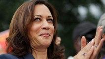 After Taking Joe Biden To Task, Sen. Kamala Harris Gets Big Fundraising Boost