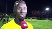 """Naby Keita à propos du match contre le Burundi : """"quand on est professionnel, on ne doit pas tricher"""""""