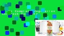 The Complete Vegetarian Cookbook Complete