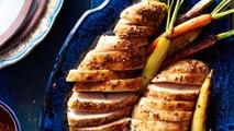 Apple Butter-Glazed Turkey