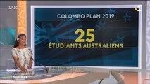 Vingt cinq étudiants Australiens découvrent la Polynésie
