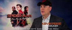 Spider-Man Far From Home Featurette - Kevin Feige (2019)