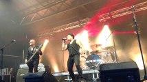 Beau concert pour la fête de la bière à Jurbise.Video Eric Ghislain