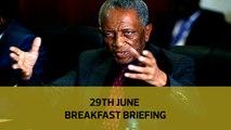 Ruto assassination: Truth or hoax | Eyes on Haji over Ruaraka case : Your Breakfast Briefing