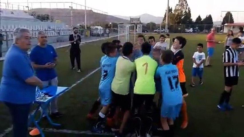 Iόλαος Θήβας-Βoca FC Λιβαδειάς 1-0 (Τελικός Κ12 ΕΠΣ Βοιωτίας)