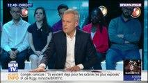 """François de Rugy: """"Les centrales à charbon, nous les fermerons d'ici 2022"""""""