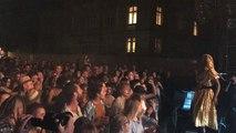 Pongo sur la scène du festival Un Singe en été samedi 29 juin