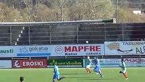 Gol Mouha 1-0 , Urdaibai - Arripu 3-2