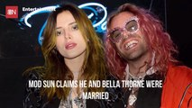 Mod Sun's New Bella Thorne Claims