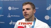 Leverdez «J'ai tout donné aujourd'hui» - Jeux Européens - Badminton
