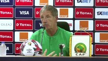South Africa and Morocco speak ahead of AFCON Group C meeting