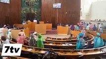 Les députés de la majorité présidentielle  boudent le discours de Ousmane Sonko
