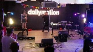Dailymotion Pride Concert:  Anastasia and Jai international