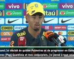 "FOOTBALL: Copa America - Jesus : ""On a plus de pression que l'Argentine"""
