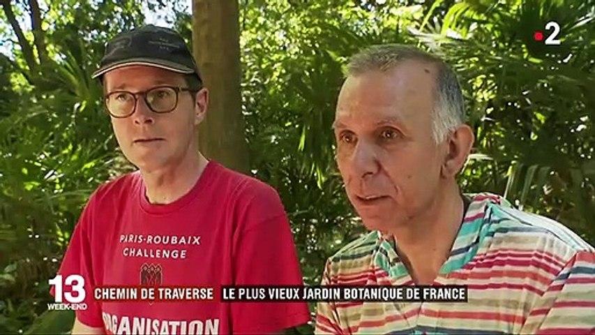 Chemin de traverse : le plus vieux jardin botanique de France