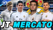 Journal du Mercato : le Real Madrid dégraisse à une vitesse folle