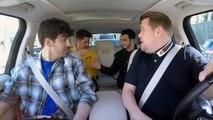 LEGENDADO - LATE LATE SHOW   Prévia dos Jonas Brothers no Carpool Karaoke