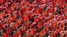 Shandong Luneng beat  leaders Beijing Guoan 2-0 in the CSL